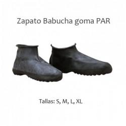 ZAPATO BABUCHA GOMA PAR