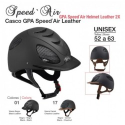 CASCO GPA CUERO EVO+ LEATHER