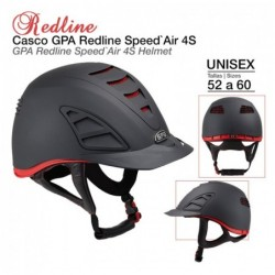 CASCO GPA REDLINE SPEED´AIR 4S NEGRO