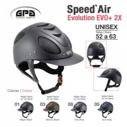 CASCO GPA SPEED AIR EVOLUTION BICOLOR