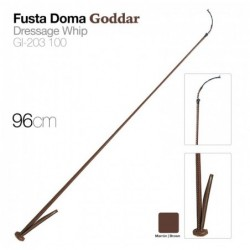 FUSTA DOMA GODDAR GL-203 MARRÓN 100cm