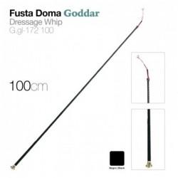 FUSTA DOMA GODDAR GL-172 NEGRO 100cm