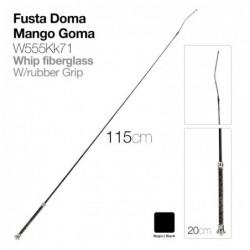 FUSTA DOMA MANGO GOMA W555KK71 115cm
