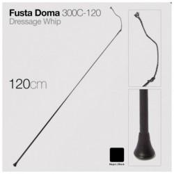 FUSTA DOMA 300C-120 NEGRO 120cm