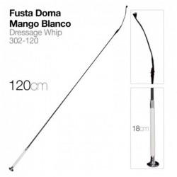 FUSTA DOMA MANGO BLANCO 302 120cm