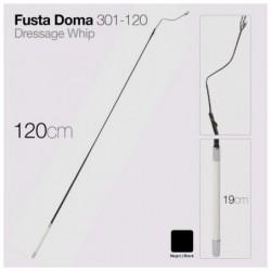 FUSTA DOMA 301-120 NEGRO 120cm