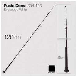 FUSTA DOMA 304-120 NEGRO 120cm