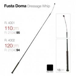 FUSTA DOMA R. 4002 NEGRO 120cm