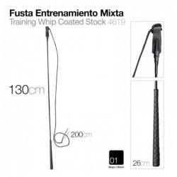 FUSTA ENTRENAMIENTO MIXTA 4619 NEGRO 130cm