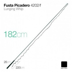 FUSTA PICADERO 4202/F 180cm