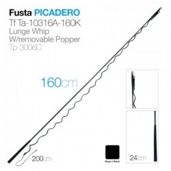 FUSTA PICADERO TF TA-10316A-160K 160cm