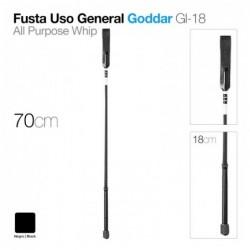 FUSTA USO GENERAL GODDAR GL-18 NEGRO 70cm
