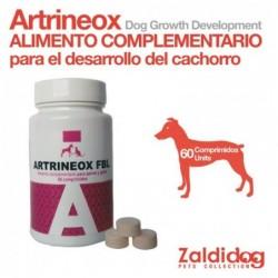 PERRO DESARROLLO DEL CACHORRO ARTRINEOX 60 comprimidos
