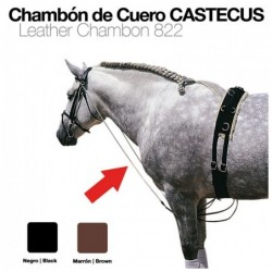 CHAMBÓN CUERO CASTECUS 822
