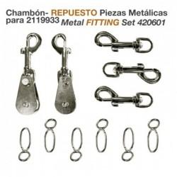 CHAMBÓN-REPUESTO PIEZAS METÁLICAS PARA 2119933