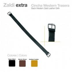 CINCHA WESTERN TRASERA ZALDI EXTRA
