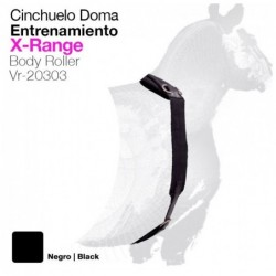 CINCHUELO DOMA ENTRENAMIENTO X-RANGE NEGRO
