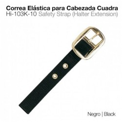 CORREA ELÁSTICA PARA CABEZADA CUADRA HI-103K-10