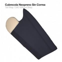 CUBRECOLA NEOPRENO SIN CORREA 1340 NEGRO