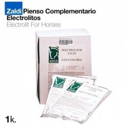 ZALDI PIENSO COMPLEMENTARIO ELECTROLITOS 1kg