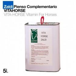ZALDI PIENSO COMPLEMENTARIO VITAHORSE 5 litros