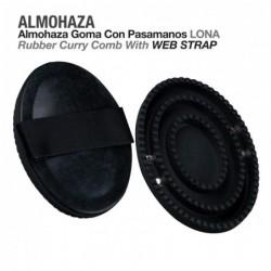 ALMOHAZA GOMA CON PASAMANOS LONA 24412