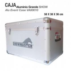 CAJA ALUMINIO GRANDE SHOW 58x38x36