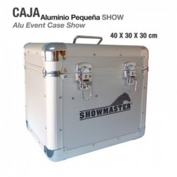 CAJA ALUMINIO PEQUEÑA SHOWMASTER 34x28x32