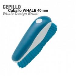 CEPILLO CABALLO WHALE 40mm