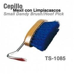 CEPILLO MEXIL CON LIMPIACASCOS TS-1085