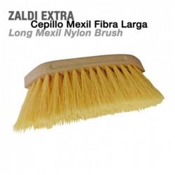 CEPILLO MEXIL FIBRA LARGA ZALDI EXTRA