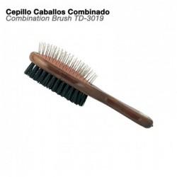 CEPILLO CABALLOS COMBINADO TD-3019
