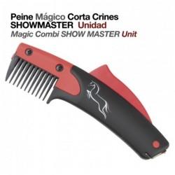 PEINE MÁGICO CORTA CRINES SHOWMASTER UNIDAD