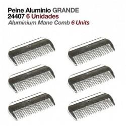 PEINE ALUMINIO GRANDE 24407 6uds
