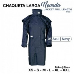 CHAQUETA LARGA NEVADA 9557...