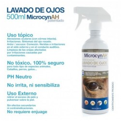ZALDI LAVADO DE OJOS MICROCYNAH 500ml