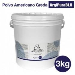 POLVO AMERICANO GREDA ARGIPURABLU 3 kilos