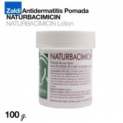 ZALDI ANTIDERMATITIS POMADA NATURBACIMICIN 100gr