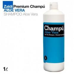 ZALDI PREMIUM CHAMPÚ ALOE VERA 1 litro