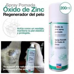 ZALDI REGENERADOR PELO ÓXIDO DE ZINC 200ml