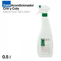 ZALDI ACONDICIONADOR CRIN Y COLA 0.5 litros