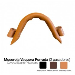 MUSEROLA VAQUERA FORRADA...