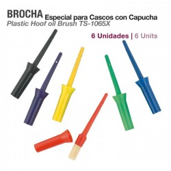 BROCHA PARA CASCO CON...