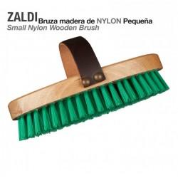 BRUZA ZALDI MADERA DE NYLON...