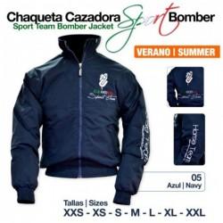 CHAQUETA CAZADORA BOMBER...