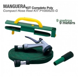 MANGUERA KIT COMPLETO POLY...
