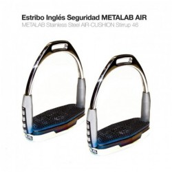 ESTRIBO INGLÉS SEGURIDAD METALAB AIR 221085-46