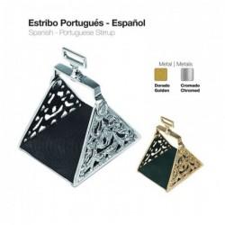 ESTRIBO PORTUGUÉS ESPAÑOL