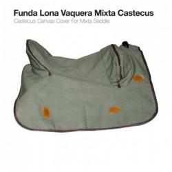 FUNDA LONA VAQUERA MIXTA CASTECUS 642-C VERDE