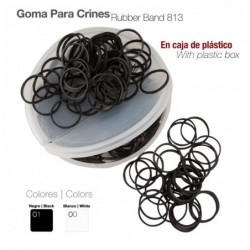 GOMA PARA CRINES EN CAJA 813